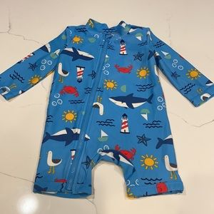 Carter's Just One You swim suit 6mo